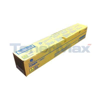 KONICA MINOLTA BIZHUB C220 TONER YELLOW